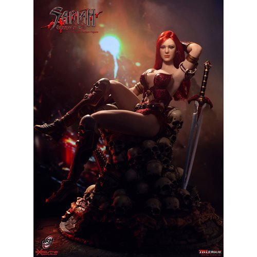 Sariah: The Goddess of War 1:12 Scale Action Figure