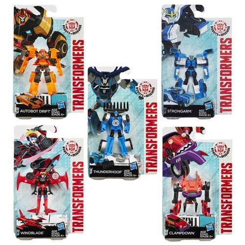 Transformers Robots in Disguise Legion Wave 5 Case