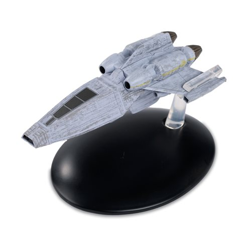 Star Trek Starships Kes Shuttle with Collector Magazine