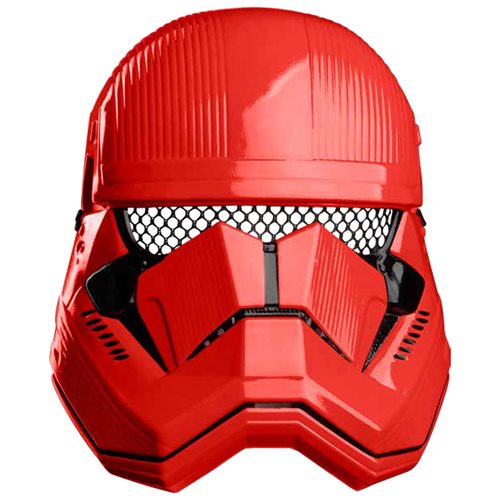 Star Wars: The Rise of Skywalker Sith Trooper Child Half Mask