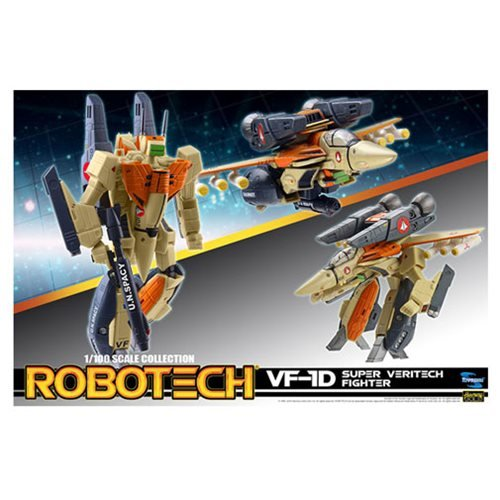 Robotech VF-1D Super Veritech Fighter Action Figure