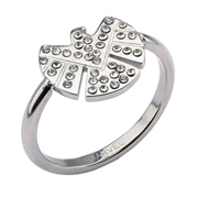 Agents of SHIELD Logo Bling Gems Ring