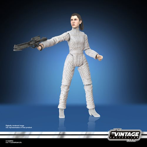 Star Wars The Vintage Collection Princess Leia Organa (Bespin Escape) 3 3/4-Inch Action Figure