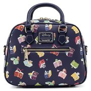 Disney Princesses Books Crossbody Purse