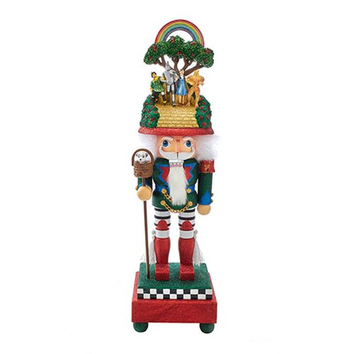 Wizard of Oz Yellow Brick Road 23-Inch Musical Nutcracker