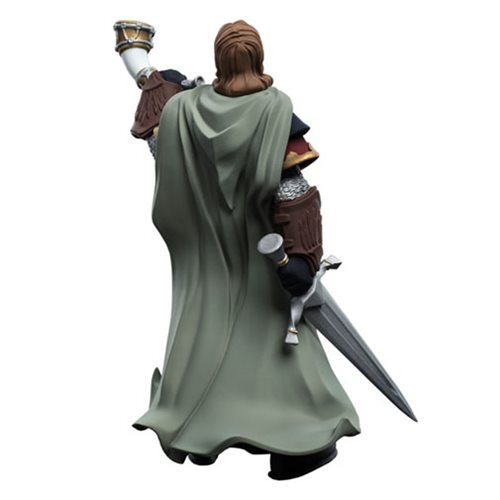 Lord of the Rings Boromir Mini Epics Vinyl Figure