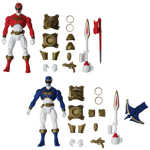 Power Rangers Megaforce Armored Might Figure Wave 1 Set