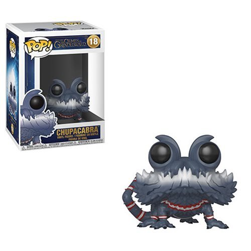 Fantastic Beasts 2 Chupacabra Pop! Vinyl Figure #18