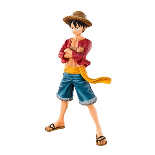 One Piece Straw Hat Luffy FiguartsZero Statue