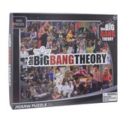 The Big Bang Theory 1,000-Piece Jigsaw Puzzle