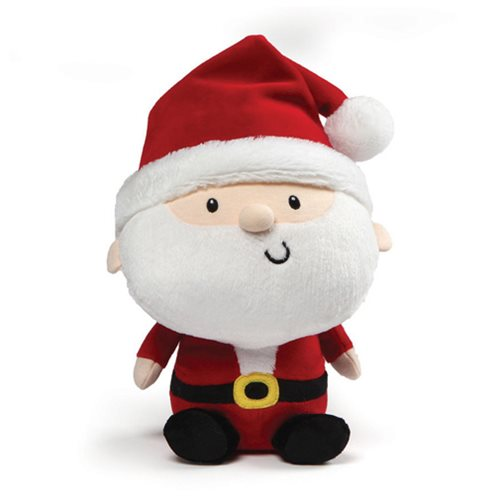 Jolly Santa Claus Plush