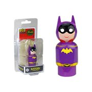 Batman TV Series Batgirl Pin Mate Wooden Figure