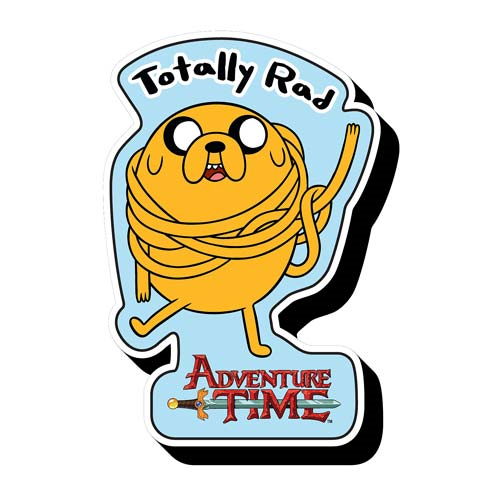 Adventure Time Jake Funky Chunky Magnet