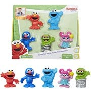 Sesame Street Collector Pack Mini-Figures Set