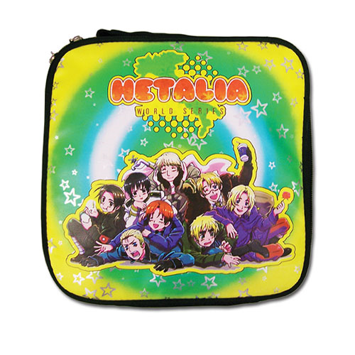 Hetalia World Series Group Tote Bag Lunch Box