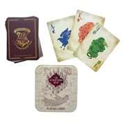 Harry Potter Marauder's Map Playing Cards