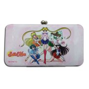 Sailor Moon Group Pink Hinge Wallet