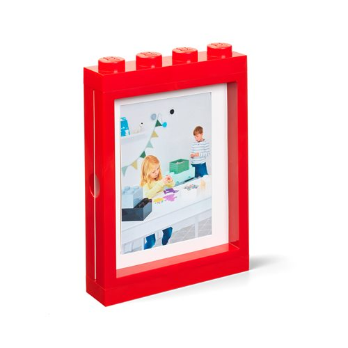 LEGO Red Picture Frame
