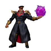 Street Fighter V M. Bison Battle Costume 1:12 Scale Action Figure