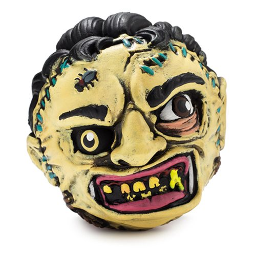 Madballs Horrorballs Texas Chainsaw Massacre Leatherface 4-Inch Foam Figure