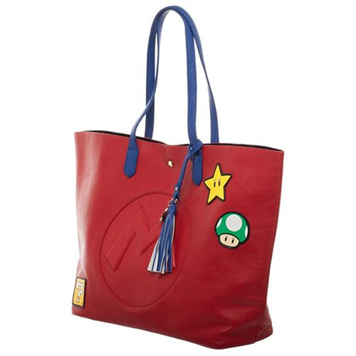 Super Mario Bros. Tote Purse
