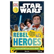 Star Wars Rebel Heroes DK Readers 3 Paperback Book