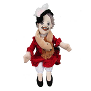 Eleanor Roosevelt Little Thinker Plush