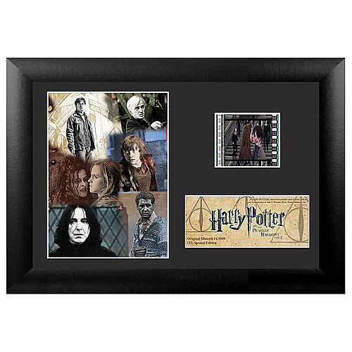 Harry Potter Deathly Hallows Part 2 Series 2 Mini Cell