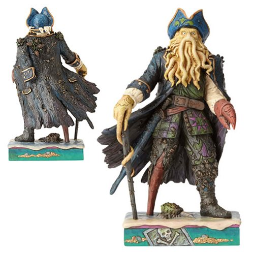 Disney Traditions Pirates of the Caribbean Davy Jones Statue