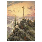 Thomas Kinkade Sunrise MightyPrint Wall Art Print