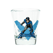 Batman Nightwing DC Comics Shot Glasses