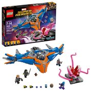 LEGO Marvel Guardians of the Galaxy 76081 The Milano vs. The Abilisk