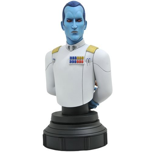Star Wars Rebels Thrawn Bust