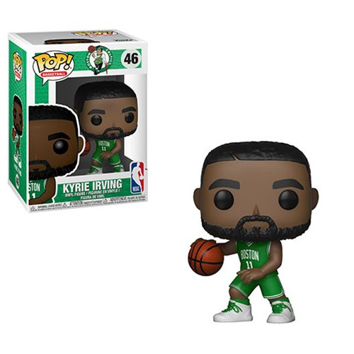 NBA Kyrie Irving Celtics Pop! Vinyl Figure #46