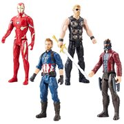Avengers Infinity War Titan Hero Series Action Figure Wave 1