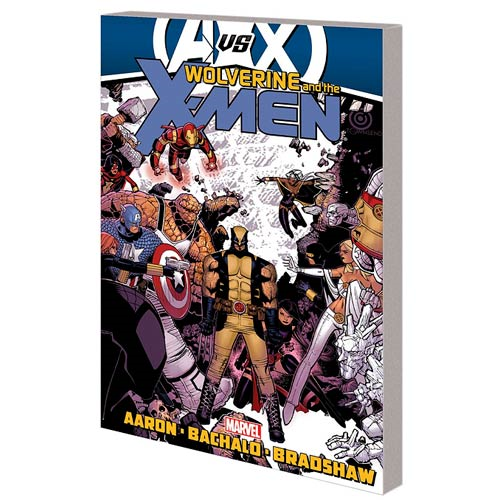 Wolverine and X-Men Jason Aaron Premiere HC Graphic Novel