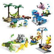 Pokemon Mega Construx Battle Set Wave 7 Case