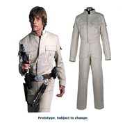 Star Wars Luke Skywalker Bespin Battle Fatigues