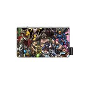 Overwatch Character Print Pencil Case