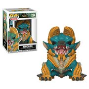 Monster Hunter Zinogre Pop! Vinyl Figure #294