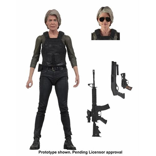 Terminator: Dark Fate 2019 Sarah Connor 7-Inch Scale Action Figure