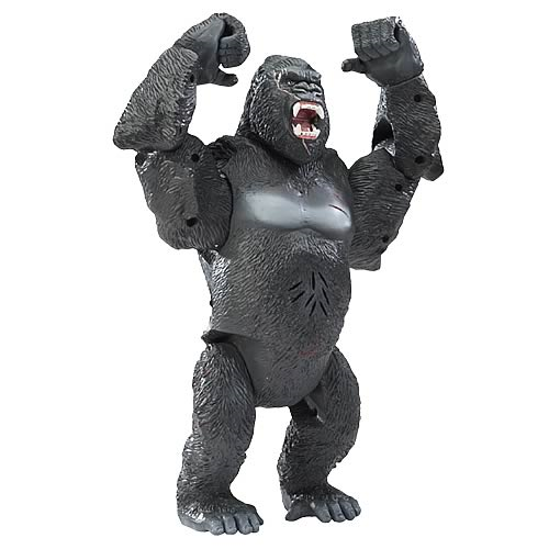 King Kong Deluxe 14-Inch Electronic Figure