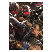Avengers: Age of Ultron Hawkeye MightyPrint Wall Art Print