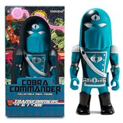 Transformers vs. G.I. Joe Cobra Commander Medium Vinyl Figure