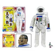 Mike Tyson Mysteries Mike Tyson Astronaut 8-Inch Action Figure with Pigeon - Convention Exclusive
