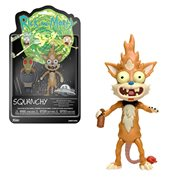 Rick and Morty Squanchy Action Figure