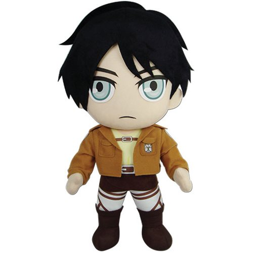 Attack on Titan Eren 18-Inch Plush