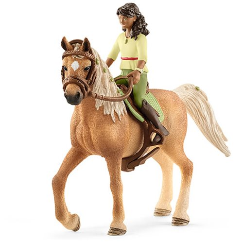 Horse Club Sarah and Mystery Playset
