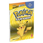 Pokemon ReaderActive: Alolan Academy Hardcover Book