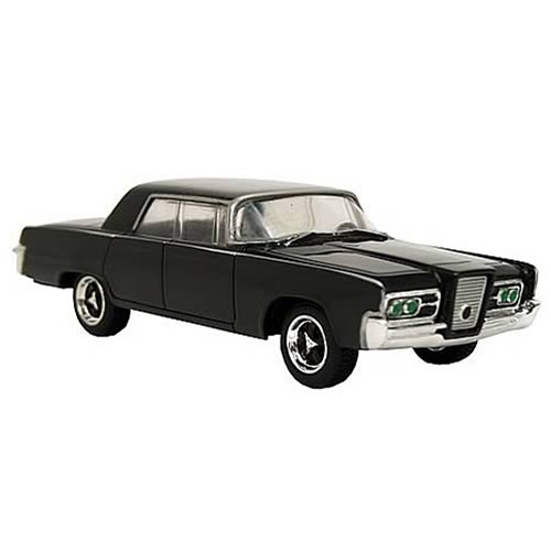 Green Hornet Movie Black Beauty Die-Cast Vehicle, Not Mint